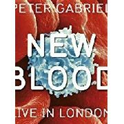 Peter Gabriel New Blood Live In London Dvd