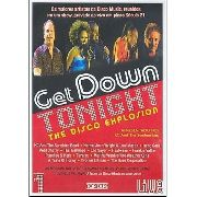Dvd Get Down Tonight Disco Explosion