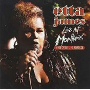 Etta James Live At Montreux Cd