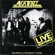 Alcatrazz Live Sentence Cd