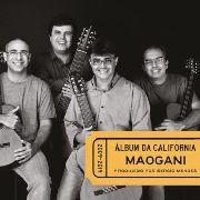 Maogani Album Da California Cd