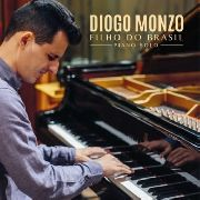 Diogo Monzo Filho Do Brasil Piano Solo Cd