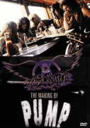 Aerosmith The Making of Pump DVD