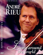 Andre Rieu  Love Around The World DVD