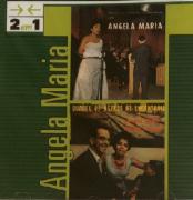 Angela Maria 2 Em 1 Quando Os Maestros Se Encontram Com Angela Maria e Quando Os Maestros Se Encontram Com Angela Maria e Waldir Calmon CD