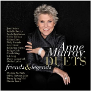 Anne Murray Duets Friends e Legends