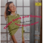 Anne Sophie Mutter, Andre Previn e Lambert Orkis Tango Song And Dance CD