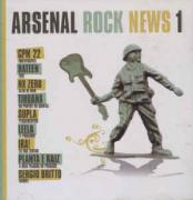 Arsenal Rock News 1 CD