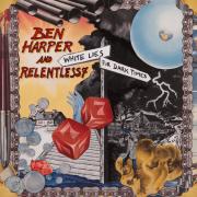 Ben Harper And Relentless 7 White Lies For Dark Times Cd e DVD