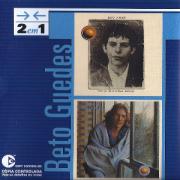 Beto Guedes 2 em 1 A pagina Do Relampago Eletrico e Amor De Indio CD