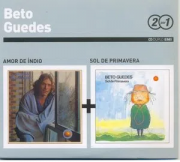 Beto Guedes 2 por 1 Amor de Indio e Sol de Primavera Cd Digipack Duplo