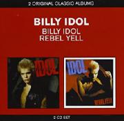 Billy Idol 2 Original Classic Albums CD