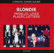 Blondie Parallel Lines Plastic Letters 2 CDs