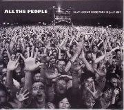 Blur All The People Live at Hyde Park CD Duplo