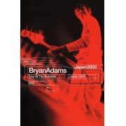 Bryan Adams Live at the Budokan   DVD