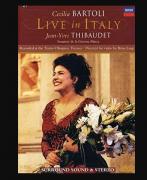 Cecilia Bartoli Live In Italy DVD