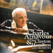 Charles Aznavour The Clayton e Hamilton Jazz Orchestra CD