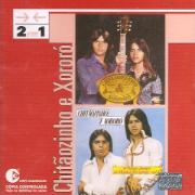 Chitaozinho e Xororo 2 em 1 A Força Jovem Da Musica Sertaneja Vol. I e A Força Jovem Da Musica Sertaneja Vol. II CD