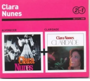 Clara Nunes 2 por 1 Alvorecer e Claridade Cd Digipack Duplo