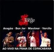 Coisa de Jorge Ao Vivo Na De Copacabana CD