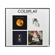 Coldplay Catalogue Set   CDs