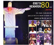Cristo Redentor 80 anos Ao Vivo CD