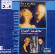 Dick e Claudette 2 em 1 Tudo Isto E Amor e Tudo Isto é Amor Vol. 2 CD
