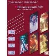 Duran Duran Hammersmith 82   DVD e CD