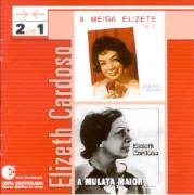 Elizeth Cardoso 2 em 1 A Meiga Elizeth e A Mulata Maior CD
