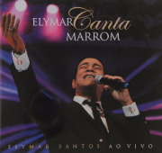 Elymar Canta Marrom Ao Vivo CD