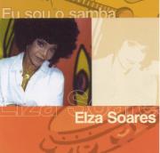 Elza Soares Eu Sou O Samba CD