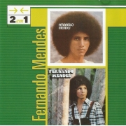 Fernando Mendes  2 em 1 CD