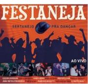 Festaneja Sertanejo pra Dançar CD