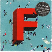 Forever Day I'm From Barcelona CD