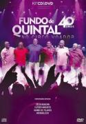 Fundo De Quintal No Circo Voador 40 Anos CD e DVD