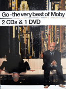Go The Very Best Of Moby CD Duplo e DVD