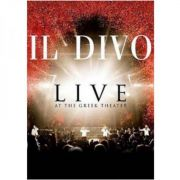 Il Divo Live at te Greek Theatre DVD