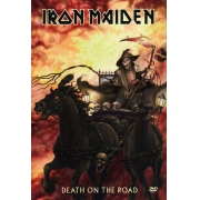Iron Maiden  Death on the road   BOX DVDs