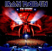 Iron Maiden En Vivo CD Duplo