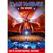 Iron Maiden En Vivo   DVD