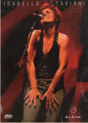 Isabella Taviani Ao Vivo DVD