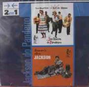 Jackson Do Pandeiro 2 em 1 Sua Majestade - O Rei Do Ritmo e Forró Do Jackson CD