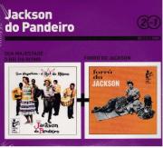 Jackson do Pandeiro 2 por 1 Sua Majestade o Rei do Ritmo e Forro do Jackson CD Digipack Duplo