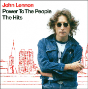 John Lennon Power To The People The Hits CD e DVD
