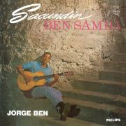 Jorge Ben Sacundin Ben Samba Lp