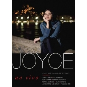 Joyce Moreno Ao vivo   DVD e CD