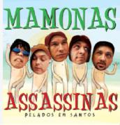 Mamonas Assassinas Pelados Em Santos CD