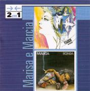 Marisa e Marcia 2 em 1 Viagem e Ronda CD