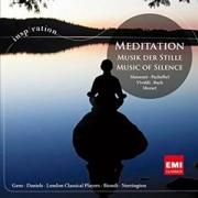 Meditation Music Of Silence CD