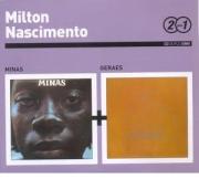 Milton Nascimento 2 por 1 Minas e Geraes Cd Digipack Duplo